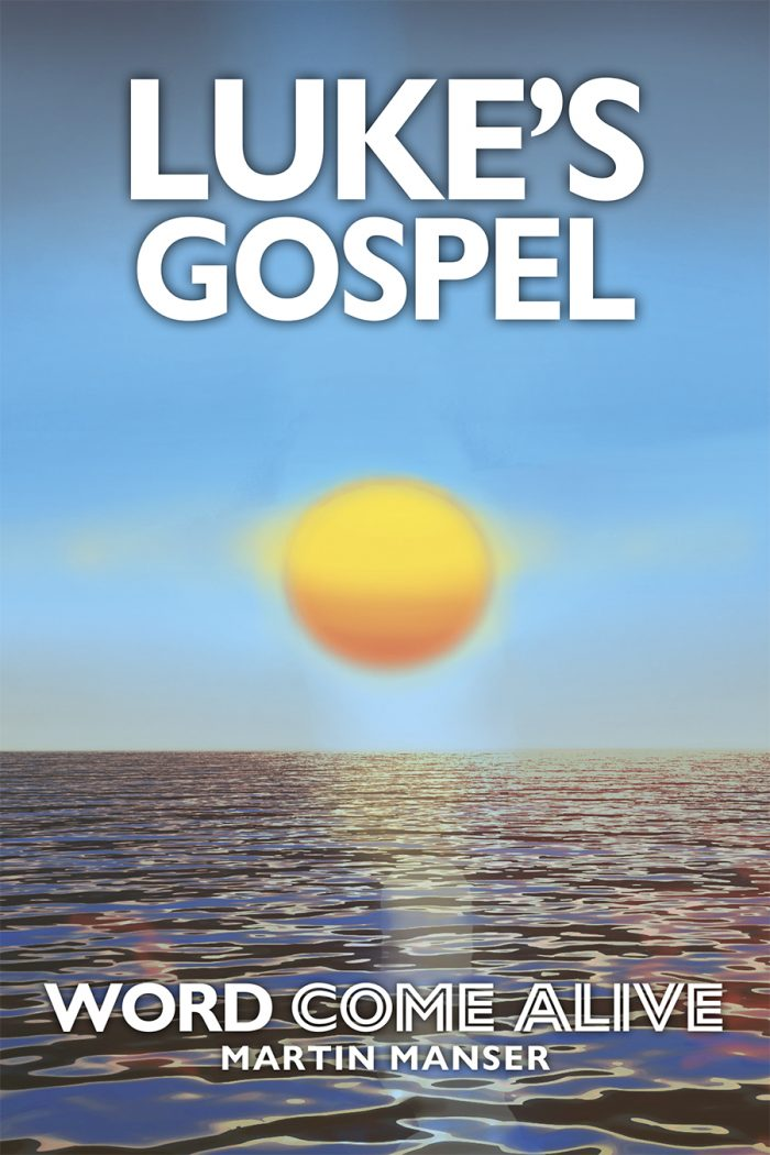 Luke's Gospel cover